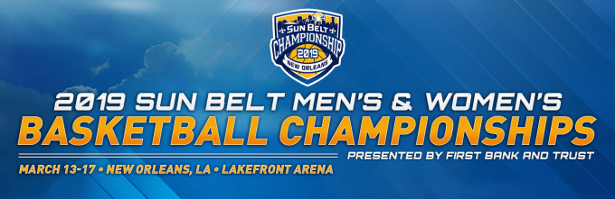 Sun Belt Women's Basketball Championships: Final - Session 11 at Pensacola Bay Center
