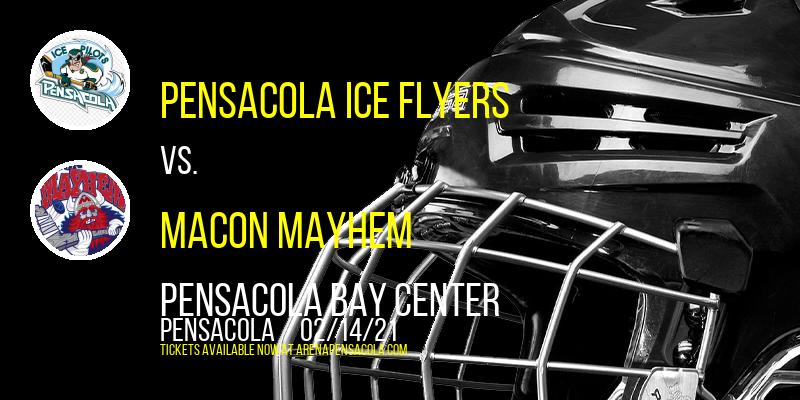 Pensacola Ice Flyers vs. Macon Mayhem at Pensacola Bay Center