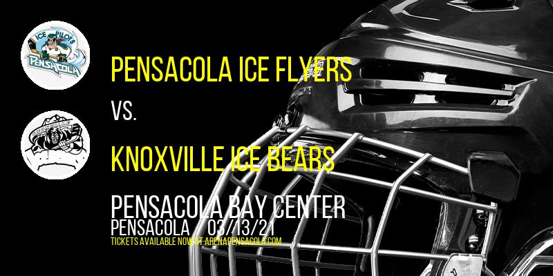 Pensacola Ice Flyers vs. Knoxville Ice Bears at Pensacola Bay Center