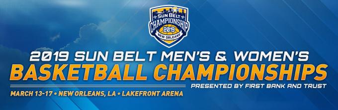 Sun Belt Women's Basketball Championships: Semifinals - Session 9 at Pensacola Bay Center